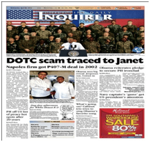 The Philippine Daily Inquirer