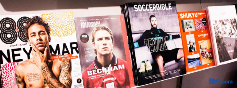 Widely Distributed Magazines